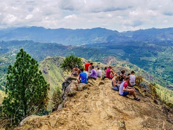 Die schönsten Wanderziele Sri Lanka